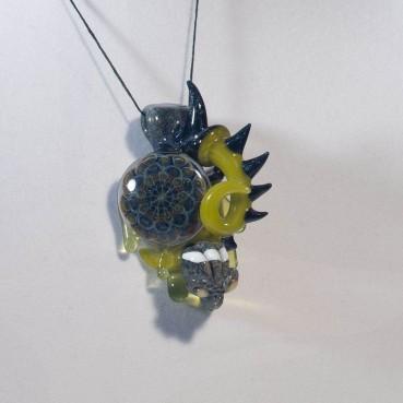 Goolen x JS Glass Pendant