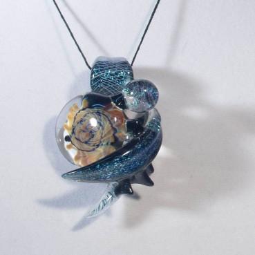 Goolen x Kwest Glass Pendant