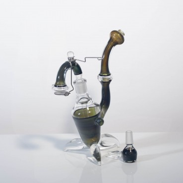 Dave Park Bubbler with Removable Ti Swing