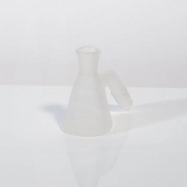 Al Gore 45° Dry Catcher 14mm Sandblasted