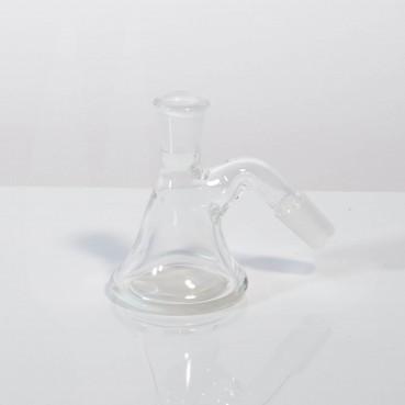 Al Gore 45° Dry Catcher 14mm Clear
