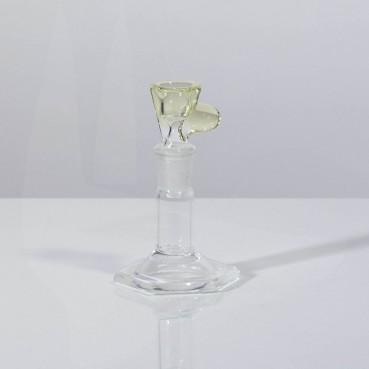 Gump Glass 14mm Single Nub Slide