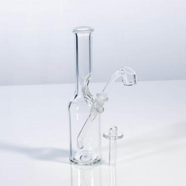 Sake Bottle Rig 10mm Includes Carb Cap & Quartz