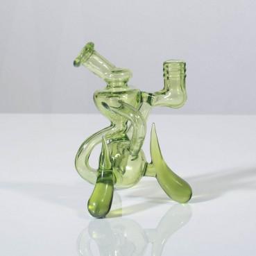 Julius Glass Cryptonite 10mm Recycler