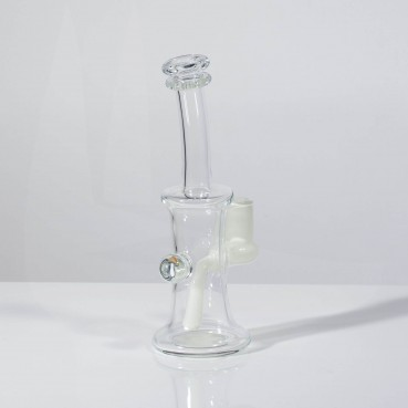 Greenbelt Clear w/Colour Accent 14mm Rig w/Millie