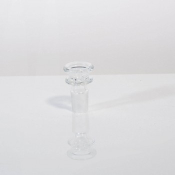 Mobius Glass Multi Hole 18mm Slide