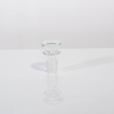 Mobius Glass Multi Hole 18mm Slide