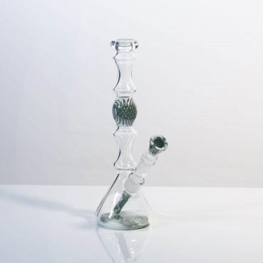 Zenit 14mm Green & White Minitube