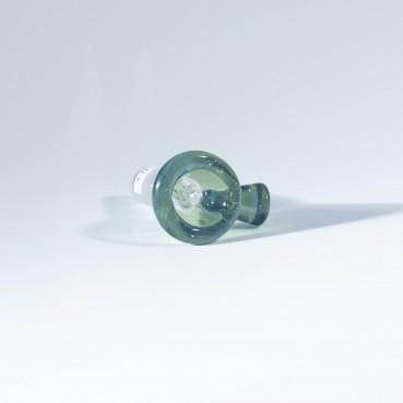 Champloo Glass 18mm 4 Hole Slide - Tropical Green