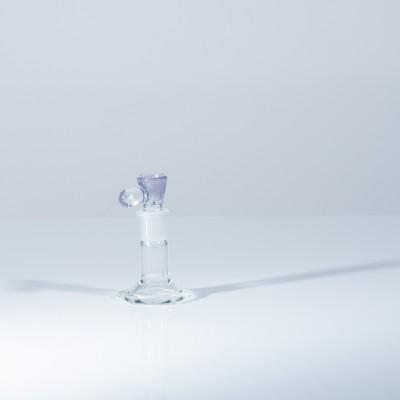 Greenbelt 18mm 4-Hole Crushed Opal Slide