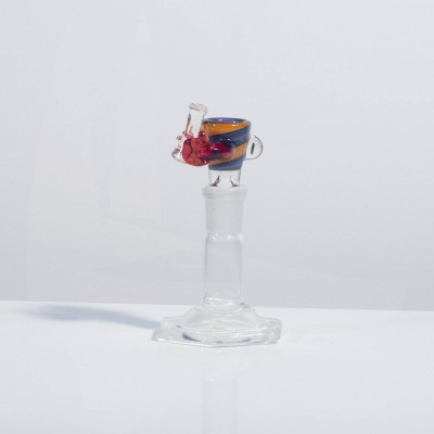 Kiril Korzinski V2 Bong & Opal Knockout Slide 14mm