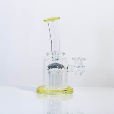 Hedman Headies Small 10 Arm Bubbler