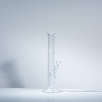 "Anubis Glass 14"" 5mm Straight Tube"