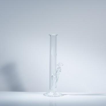 "Anubis Glass 14"" 5mm Straight Tube"