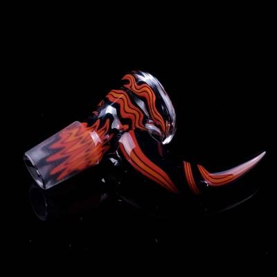 J Honey Red & Black 14mm Single Hole