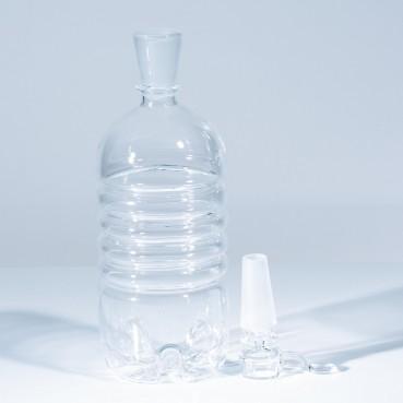 Matt Eskuche - Water Bottle Gravity Bong