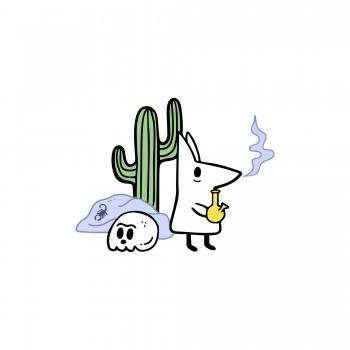 Sticker - Lil Nubis & Friends