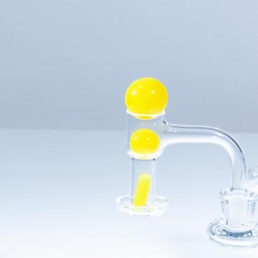 Steel Town Glass 3 Piece Slurper Set