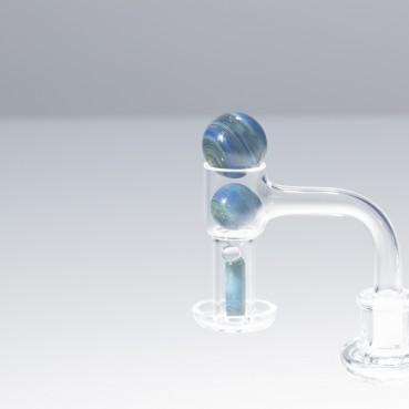 Steel Town Glass 5 Piece Slurper Set