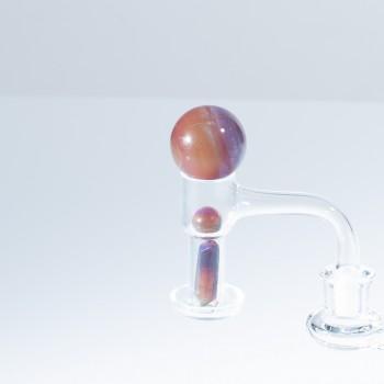 Shulman Glass Terp Slurper Set