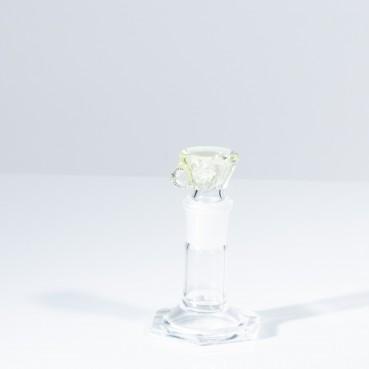 Titz Glass 18mm 4 Hole Boob Slide
