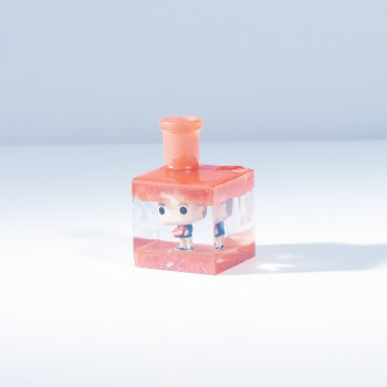 Run It Up Creations 14mm & 18mm Double Hole Resin Slide Stand