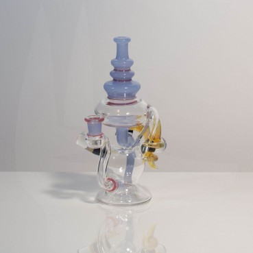 Aaron Culbert Floating Recycler