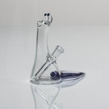 Browski Clear Slug w/ Coloured Tail 10mm #6