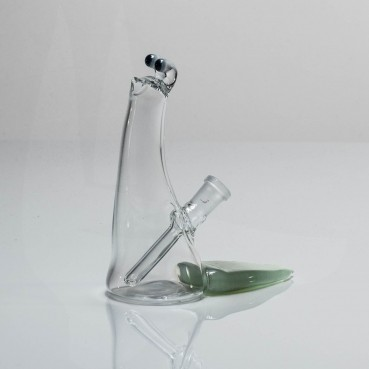Browski Clear Slug w/ Slime Tail 14mm #1