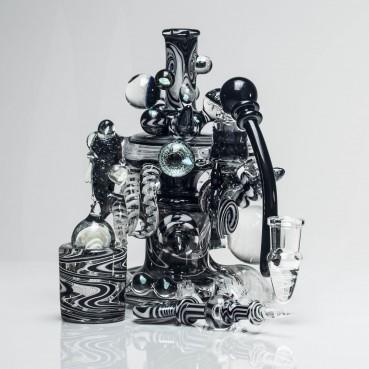 Goolen Black & White Internal Recycler Set
