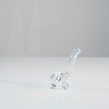 HMK Clear Kut Vape Rig W/ Millie 10mm #1