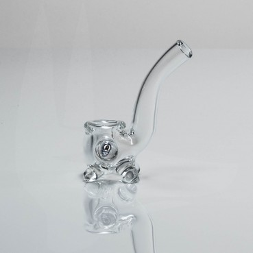 HMK Clear Kut Vape Rig W/ Steal Your Jesus Millie