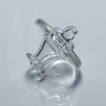 JS Glass Carb Cap Clear