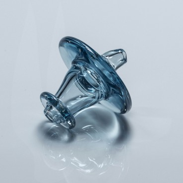 JS Glass Carb Cap Encased Raindrop