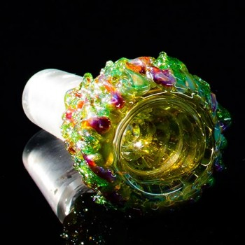 Keswick Glass Nug Slide