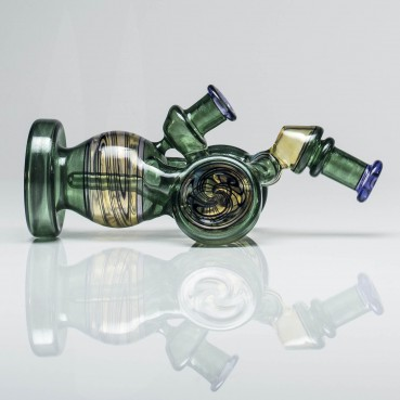 Kwest Glass Double Disc w/Linework