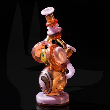 Kwest Glass Double Disc Rig