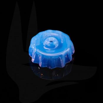 Kuche Cap Baby Blue Cheese XL w.Hole