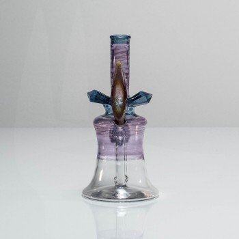 "Shulman Glass ""First Ever"" Geode"