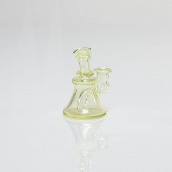 Skrillinger Glass Micro Traveler Rig 10mm Illuminati