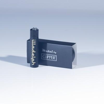 Illadelph Metal Clipper Lighter