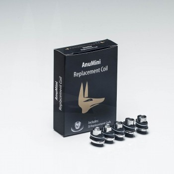 Anubis Vapes Replacement Coils AnuMini 5 Pack