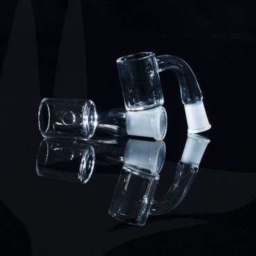 IQ Quartz 10mm 90° Female 25mm