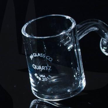 JM Glass Co. 10mm 90° Female 32mm