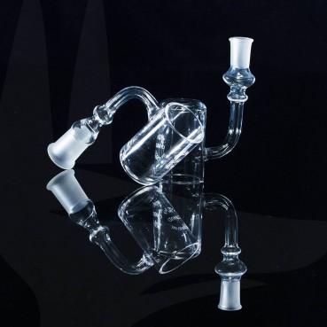 JM Glass Co. 14mm 90° Female 32mm