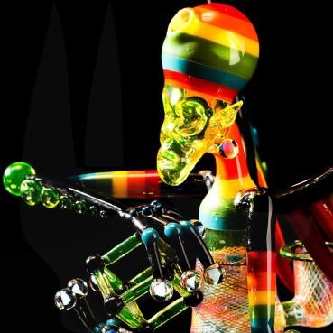RooR Collab Rainbow Machine Elf - Patrick Stratus, Nish, Korey Kotnam